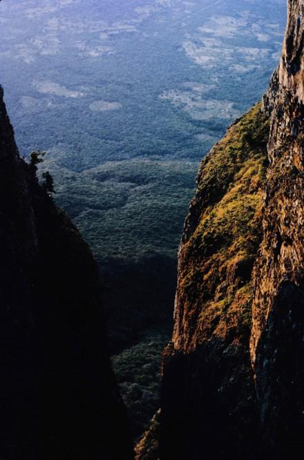 Tundavala escarpment, Angola